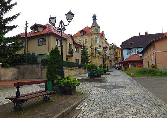 Ulica Mickiewicza.