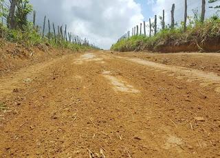 Prefeitura de Sairé realiza melhorias nas estradas da zona rural do município