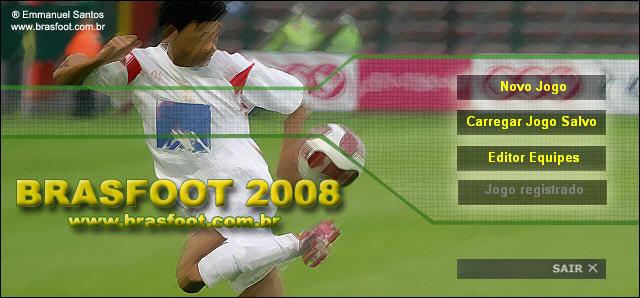 ligas para o brasfoot 2008