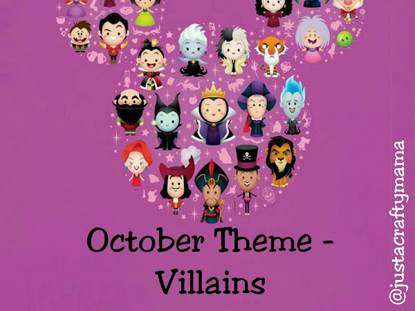 October Disney Craft Swap