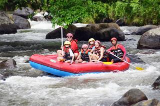 Ayung River Rafting Adventure | Bali Dolphin Tour | Sunia Bali Tour
