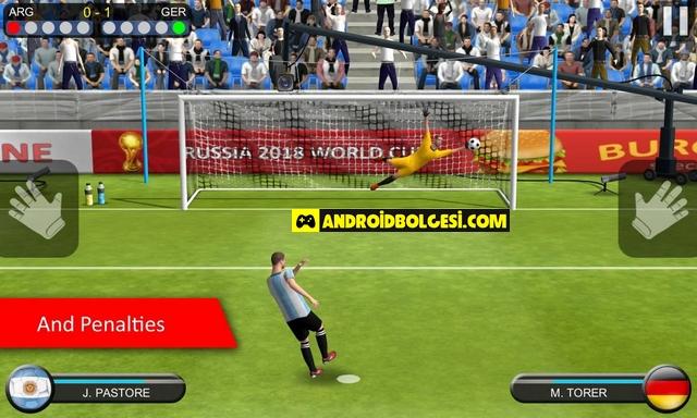 Mobile Kick mod apk indir