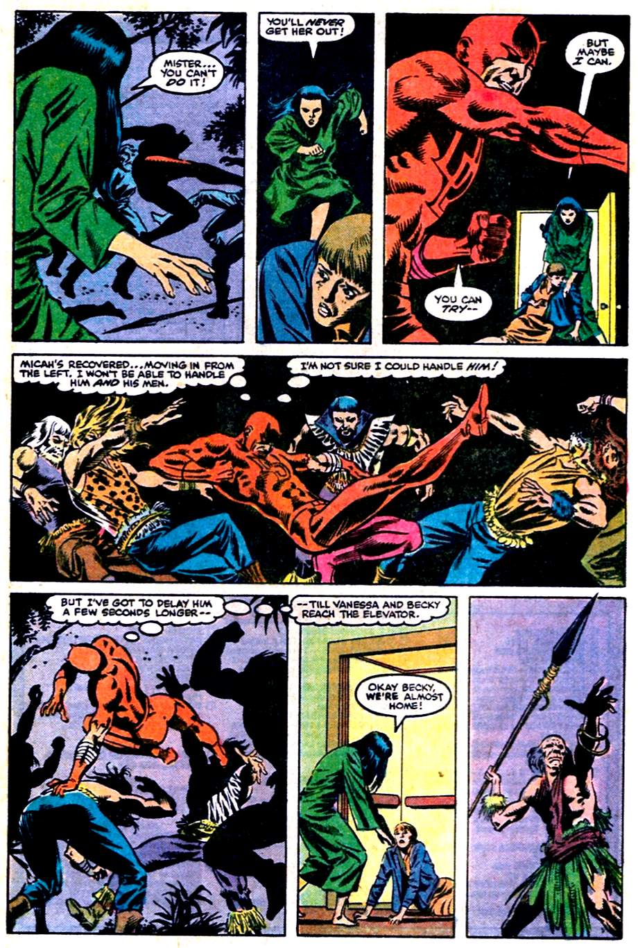 Daredevil (1964) 211 Page 20