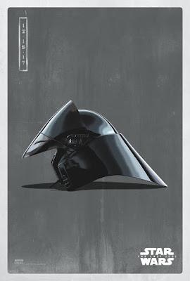Star Wars: The Last Jedi Pop Icon The Dark Side Movie Poster Set