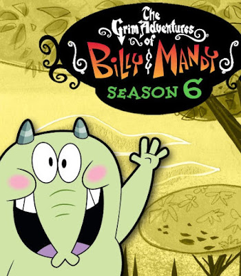 Billy y Mandy Temporada 6 TVRip Español Latino