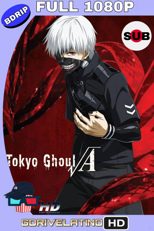 Tokyo Ghoul √A (2015) (12/12) BDRip 1080p (Japonés) MKV