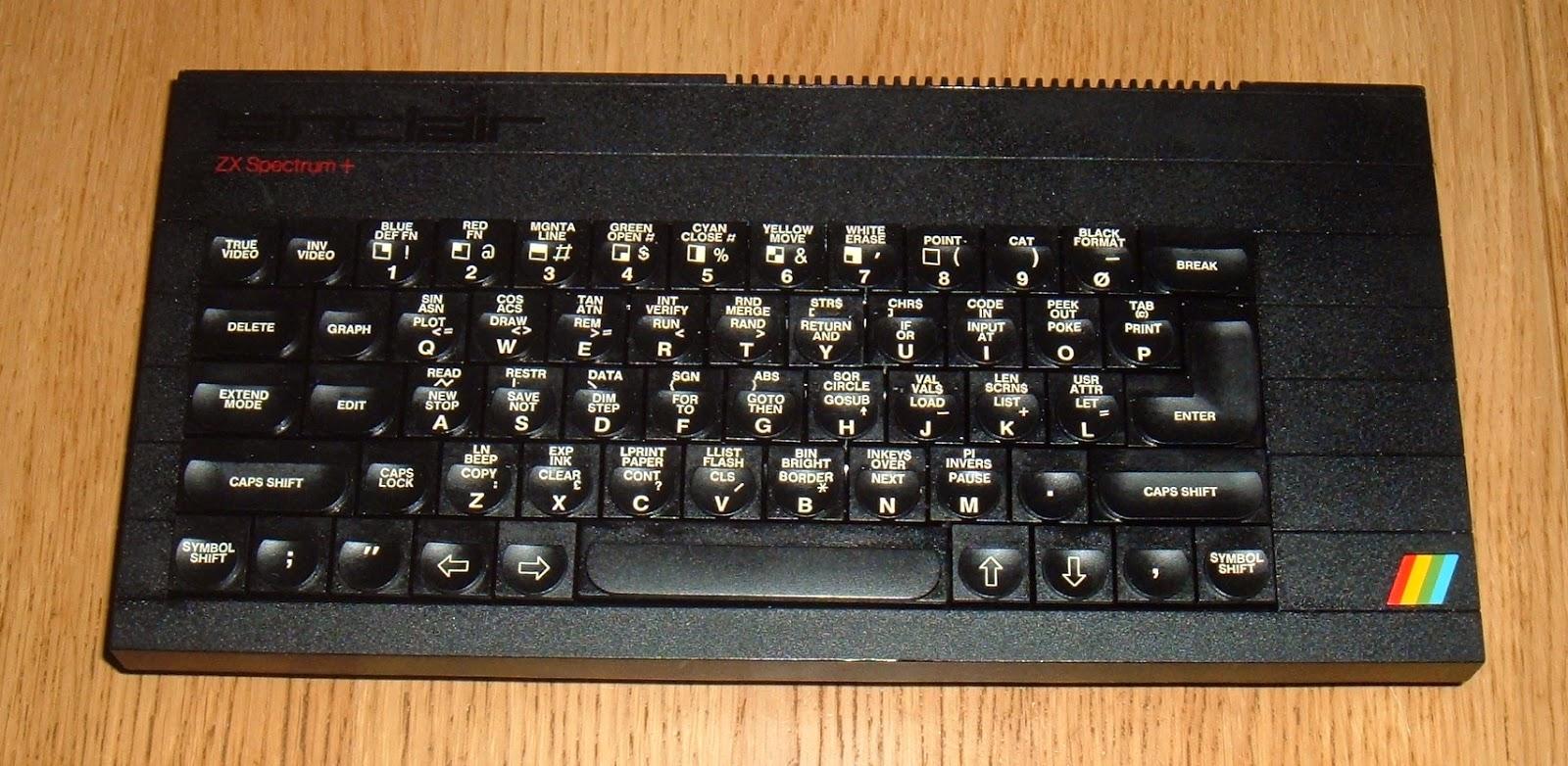 Tynemouth Software Zx Spectrum Plus Keyboard Restoration