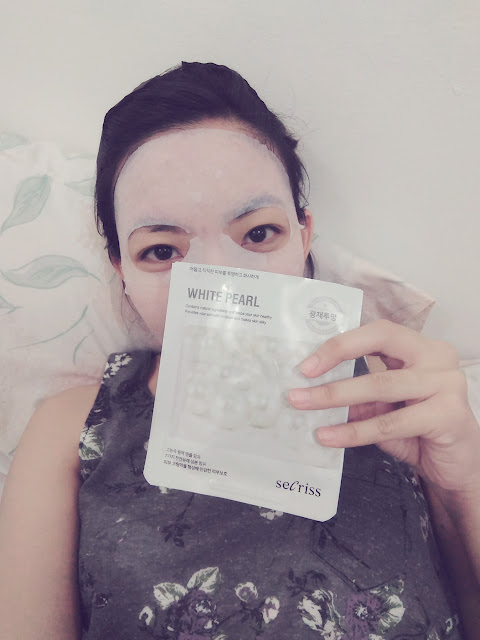 Secriss Pure Nature Mask Review