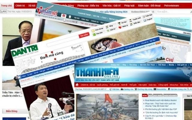 Trang báo điện tử nào tại Việt Nam uy tín nhất?