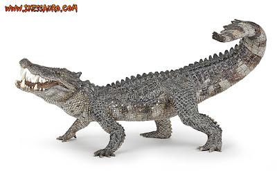 Papo Kaprosuchus Boar Croc