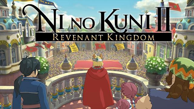 Ni No Kuni Game
