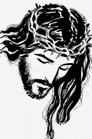 320x480 Besplatne Slike Za Mobitele Isus Krist