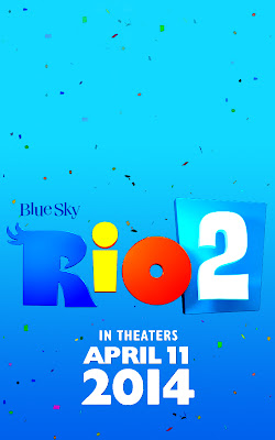 Rio 2 Movie 2014 Poster