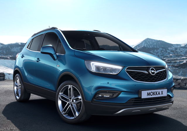 opel mokka x 2018 couleurs colors. Black Bedroom Furniture Sets. Home Design Ideas