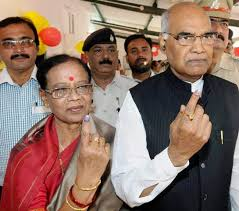 Ram Nath Kovind Family Wife Son Daughter Father Mother Age Height Biography Profile Wedding Photos