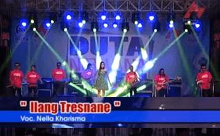 Lirik Lagu Ilang Tresnane - Nella Kharisma