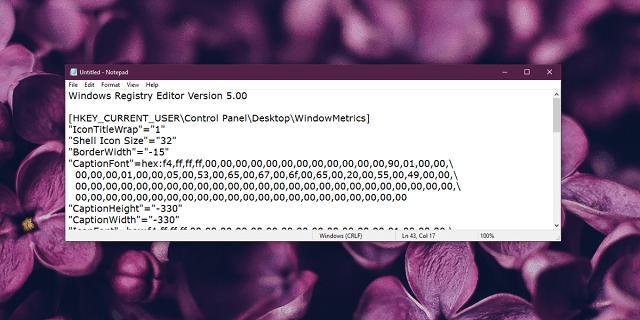 كيفية أسترجاع المظهر والألوان الأفتراضية على ويندوز 10؟