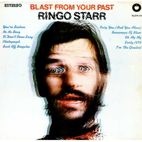 beatles for everyone discografia ringo starr. Black Bedroom Furniture Sets. Home Design Ideas