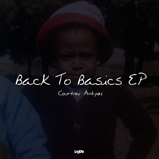 [feature]Courtney Antipas - Back To Basic (EP)