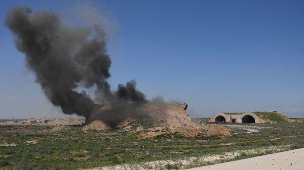 EE.UU. tenía planeado bombardeo antes de supuesto ataque químico en Siria