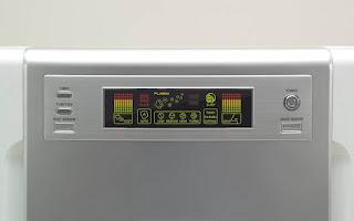 Winix WAC9500's Digital Electronic Display