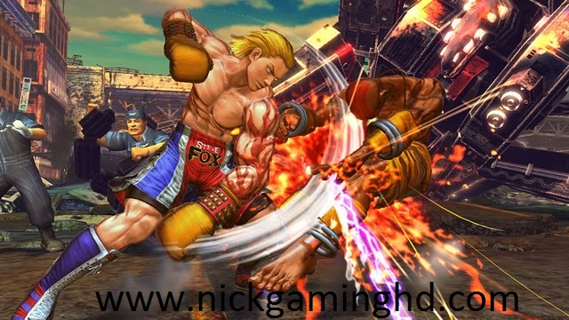 street fighter vs tekken pc download