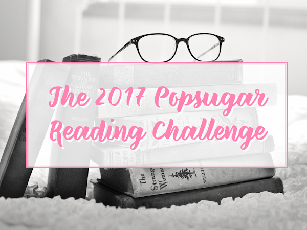 The 2017 Popsugar Reading Challenge