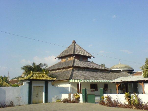 Masjid Jami' Tegalsari Ponorogo