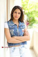 Telugu Actress Lavanya Tripathi Latest Pos in Denim Jeans and Jacket  0082.JPG