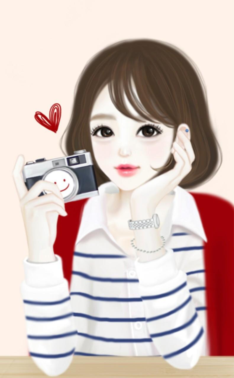 Foto Kartun Orang Korea