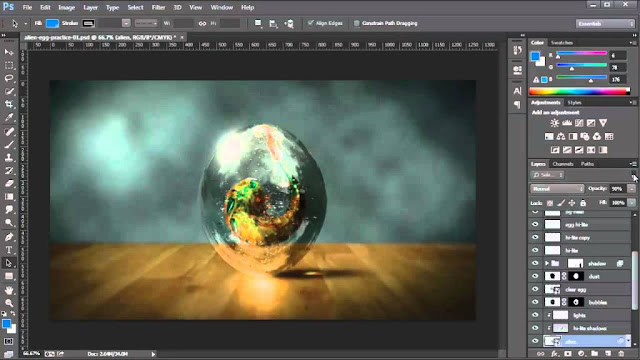 Adobe Photoshop CC 2017 Full Crack
