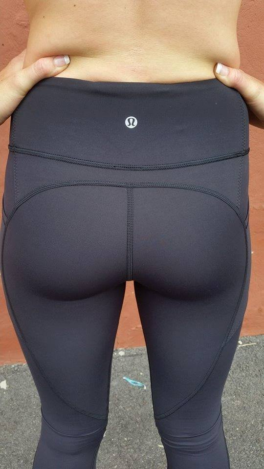 Lululemon Addict All The Right Places Crop And Pant