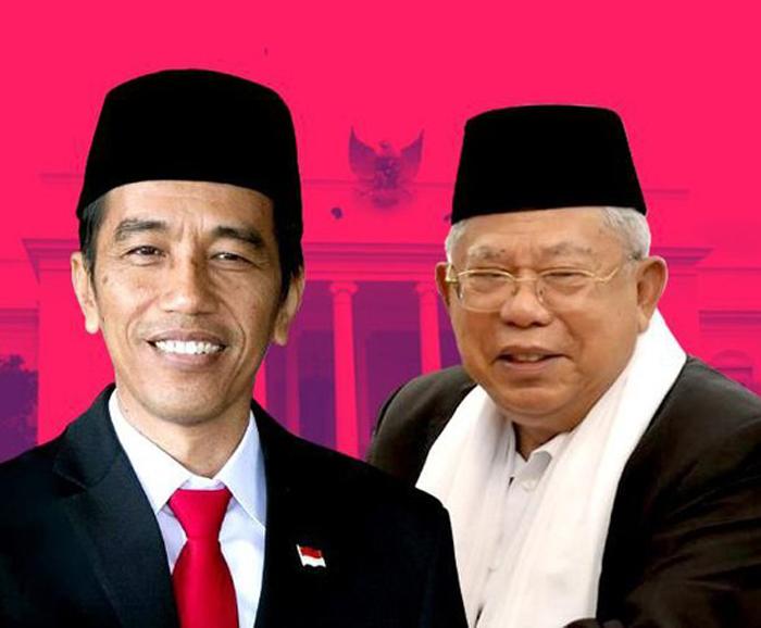 Pasangan Jokowi- KH Ma'ruf Lakukan Tes Jesehatan