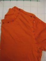 técnica para copiar el patrón de cualquier prenda