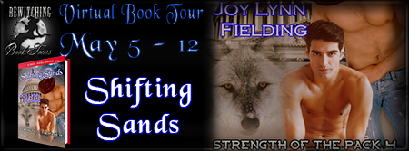 Spotlight Blog Tour: Shifting Sands by Joy Lynn Fielding (also Giveaway)