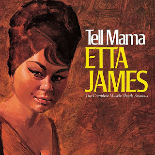 Special of the day: Etta James - Security (1968)