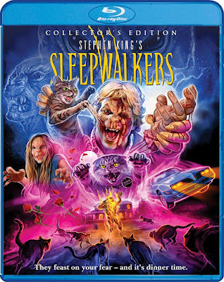 Stephen Kings Sleepwalkers Blu Ray Collectors Edition