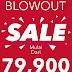 Promo Sepatu BATA Blowout Sale Periode 11 - 13 Agustus 2017