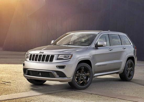 2017 Jeep Cherokee High Altitude Edition