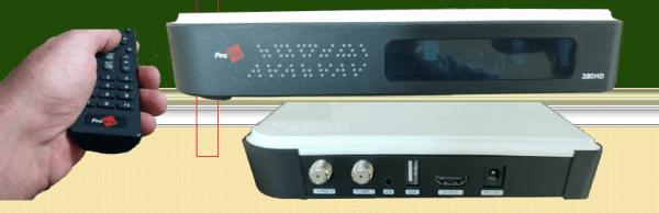 PROBOX 380 HD NOVA ATUALIZAÇÃO V1.0.15 - 23/05/2018