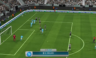 Gameplay FIFA 14 For PC