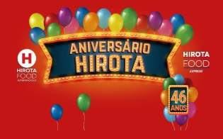 Cadastrar Promoção Hirota Food 2018 Aniversário 46 Anos Mitsubishi Pajero