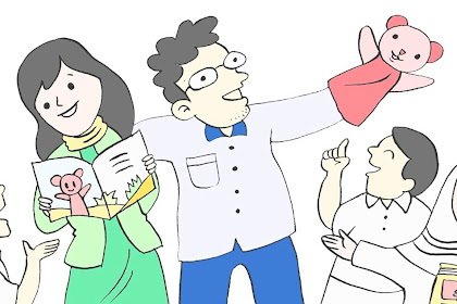 Dukungan Orang tua terhadap minant anak masuk sekolah