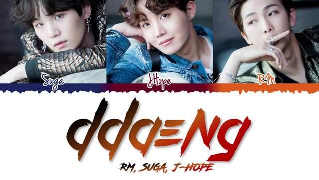 BTS - Ddaeng dan Terjemahan