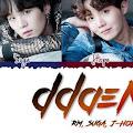 Lirik Lagu Ddaeng BTS dan Terjemahan