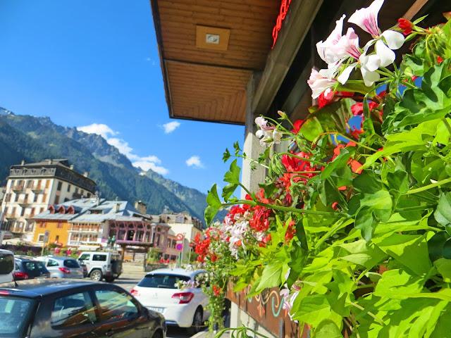Chamonix, Mont Blanc, France, ski