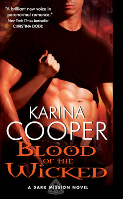 Interview with Karina Cooper and Giveaway - May 31, 2011