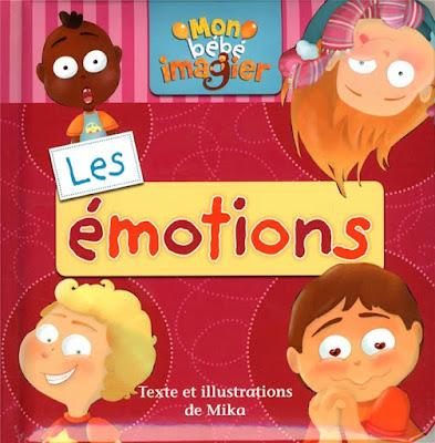 Les émotions bébé imagier, Mika, Boomerang,