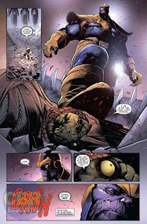 """Thanos"" num.13 - Marvel Cómics"