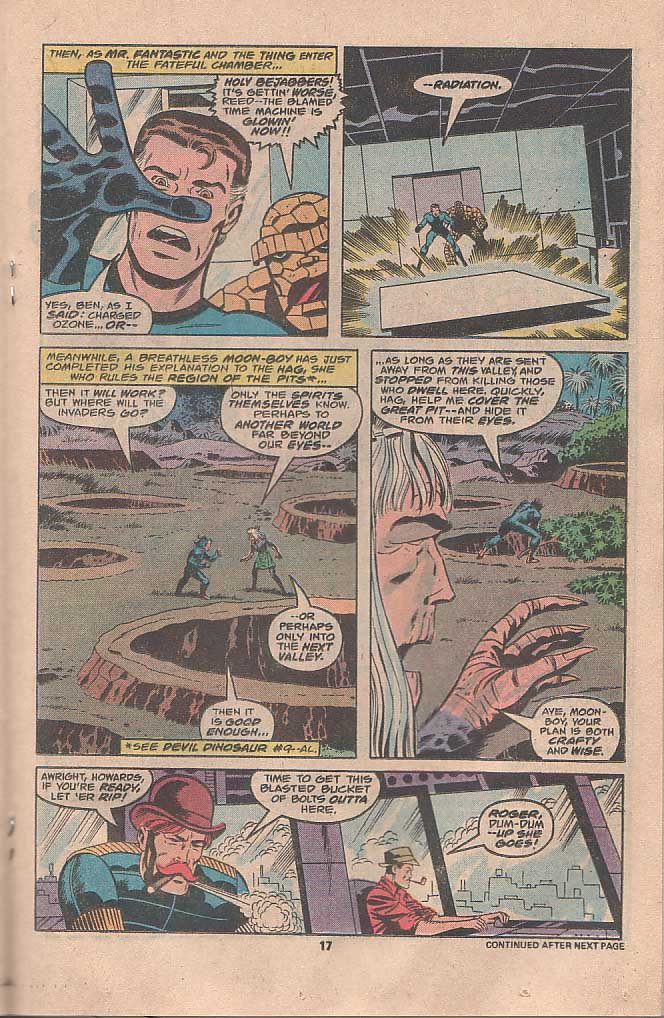 Godzilla (1977) Issue #22 #22 - English 11